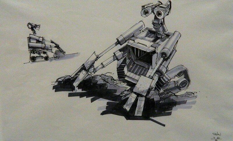 exposition pixar,cite de la mode et du design,poc a poc8