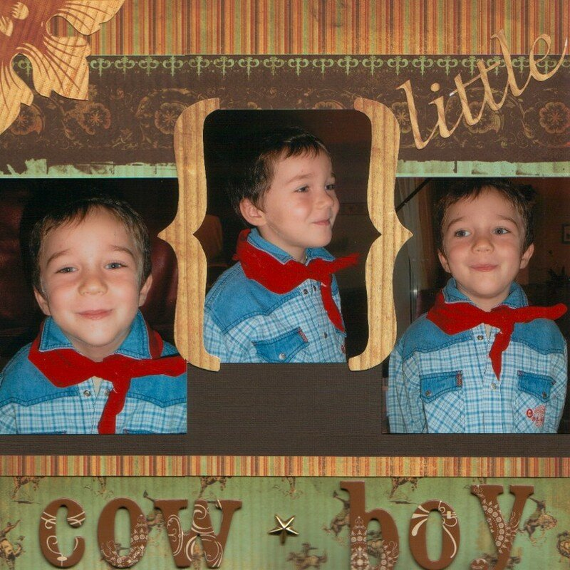 little cow-boy