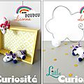 Amigurumi Crochet Décoration - Unicorn - Licorne - Fait main - Made in France - LittleCuriosité (2)