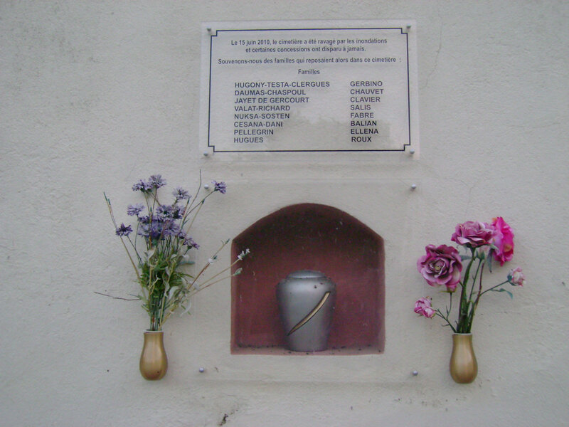 Panneau familles disparues 2