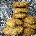 Biscuits pomme - avoine