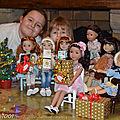 Le noël des poupées