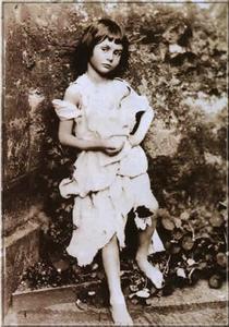 Alice Liddell photographiée par Lewis Carroll