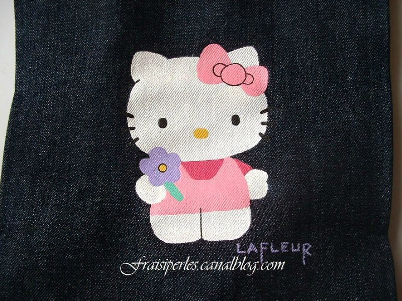 Sac Hello Kitty image