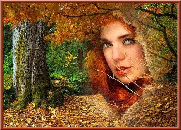 visage automne
