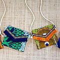 Les petites pochettes africaines