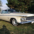 Imperial crown southampton hardtop sedan de 1961