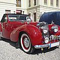 TRIUMPH 1800 Roadster 1947 Ludwigsburg (1)
