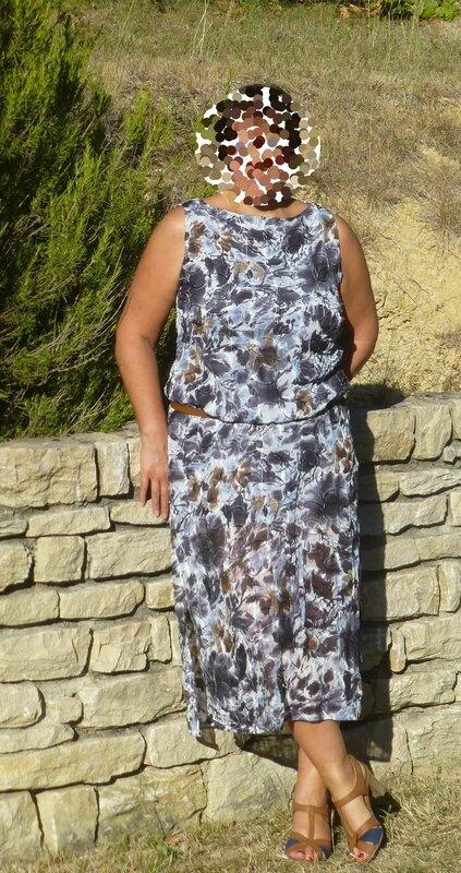 robe burda 4