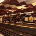 Pub dans le métro : puma se paie opéra !