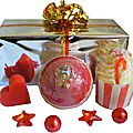 Mini Coffret de Bain Christmas Candy