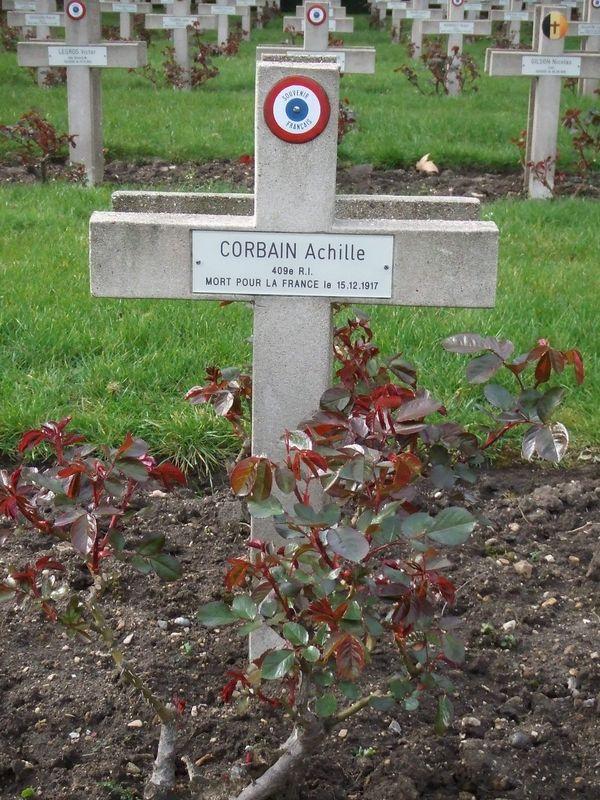 CORBAIN Achille
