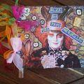1.1~Art Journal n°4 : Alice au pays des merveilles