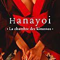 Hanayoi, la chambre des kimonos by yuka murayama