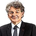 Thierry breton, stratège européen, le plan b des politiques français