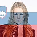 Ana soklič remporte l'ema avec son titre