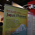 Entrée de l'espace Japan Moment