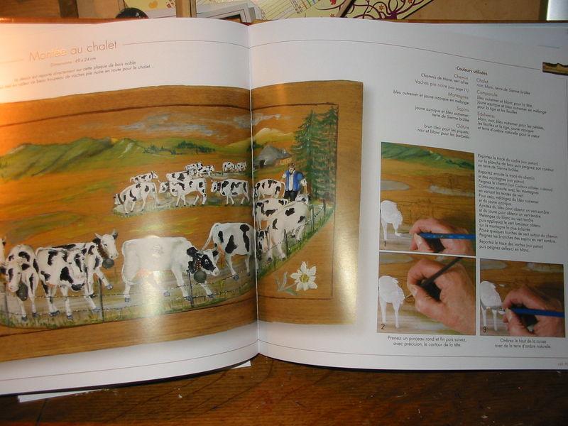 les peintures regionales : les poyas