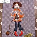 knit girl a