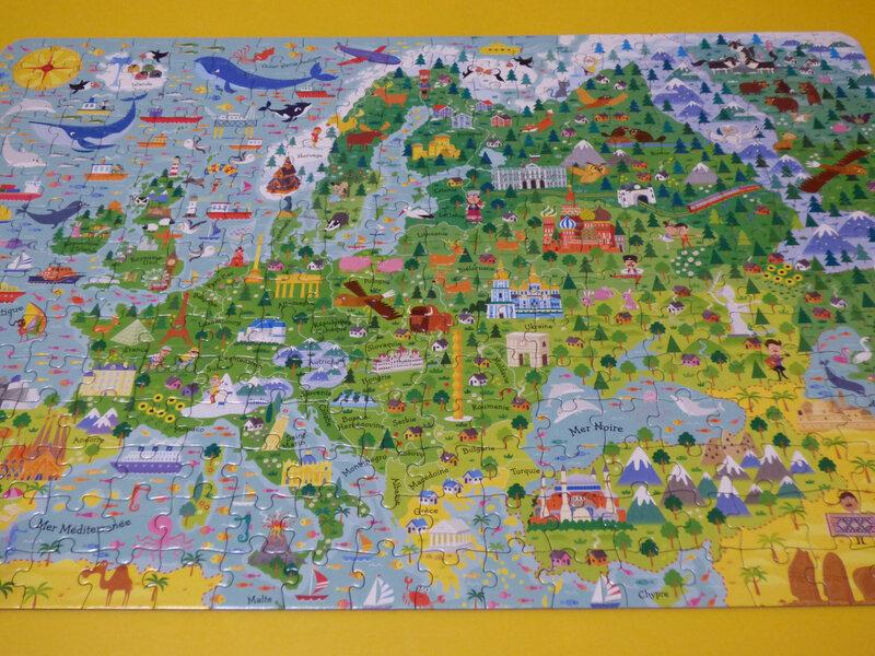 Atlas de l'Europe (2)