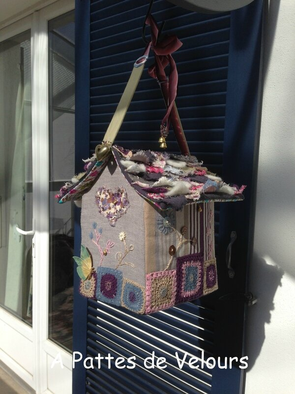 Sac printemps nichoir 12
