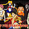 Challenge 2017 : do you speak manga? (présentation)