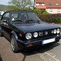Volkswagen golf i cabriolet version us
