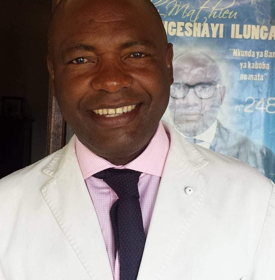 KASAI CENTRAL: LE NUMÉRO 49 À LA DÉPUTATION NATIONALE EN ROUTE VERS SA BASE