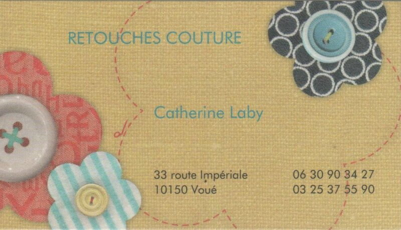 Retouches couture