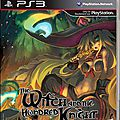 Une date pour the witch and the hundred knight