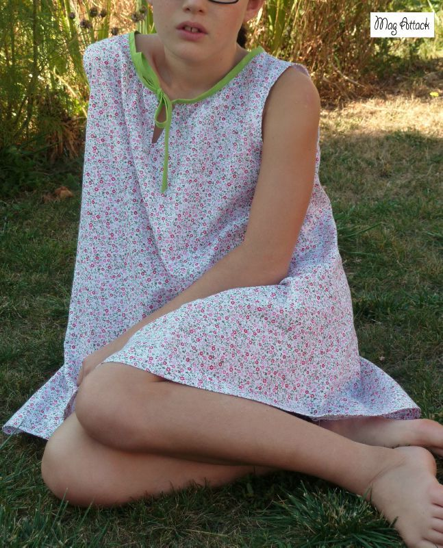 pyjama ou petite robe mag attack le blog. Black Bedroom Furniture Sets. Home Design Ideas