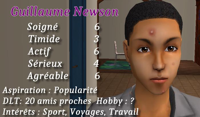 Guillaume Newson