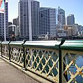 Sur Pyrmont Bridge