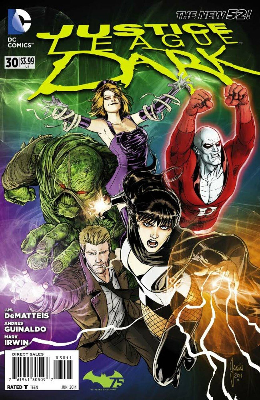 justice league dark 30