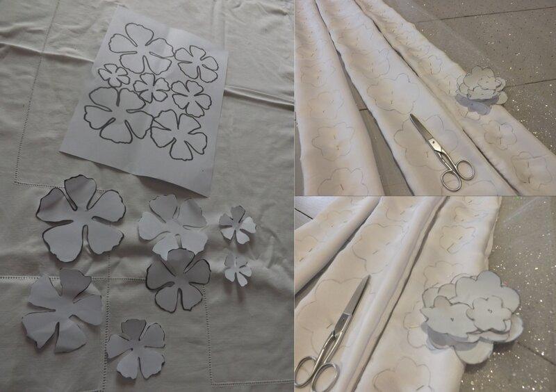 Fleurs de tissus (5)