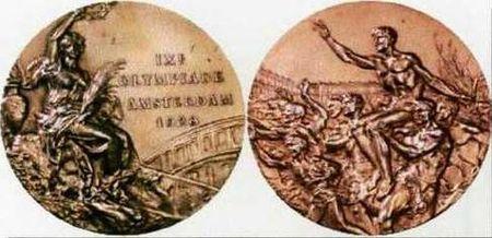 Médaille 1928
