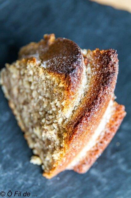 Gâteau Noisettine 7