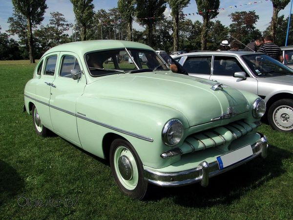 ford vedette berline 1952 a
