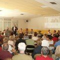 12 mai 2007, 180 personnes présentes autour de Michaël Latz