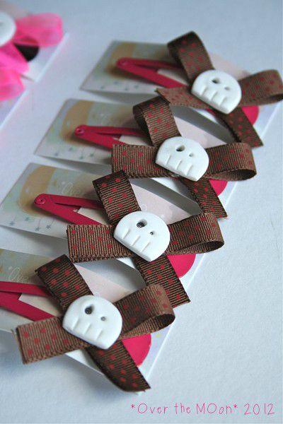 Pink dots skulls _3