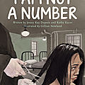 I am not a number (jenny kay dupuis)