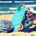 Beach bag ...
