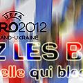 Ce soir : quart de finale de l'euro 2012