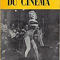 Cahiers du cinéma (fr) 1956
