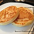Recette n°37: crumpets anglais.