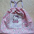 pochon Hello kitty pour Anais 2008