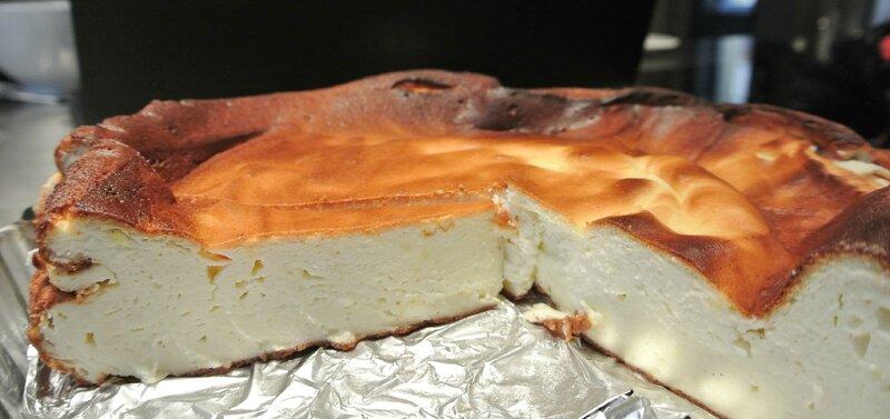 Gateau fromage blanc diététique