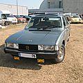 Peugeot 604 d turbo (1979-1981)