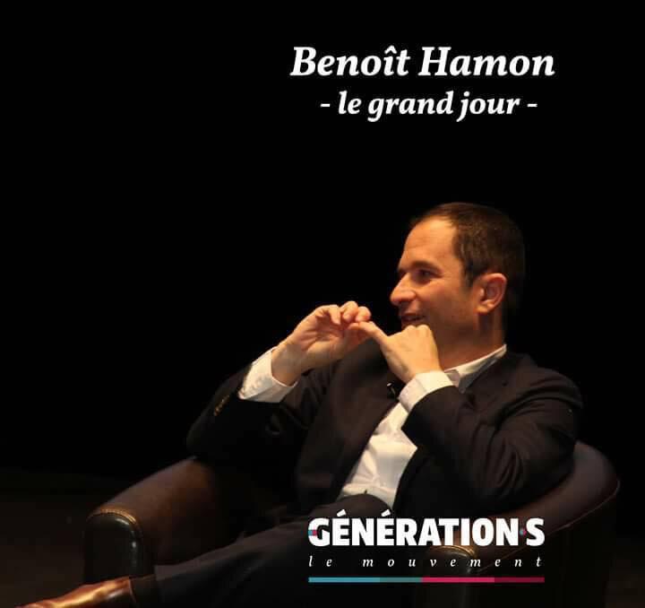 Benoit H génération-s