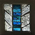 Dalle de verre - Clotilde Gontel